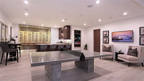 Home Interior Design For Small Homes 20 Man Cave Finished Basement Designs You Ll Totally Envy