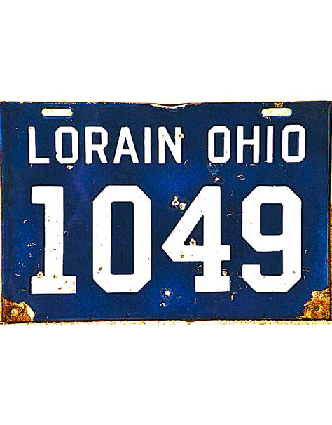 Ohio Bmv Vanity Plates by Ohio License Plates Vintage Ohio License Plates