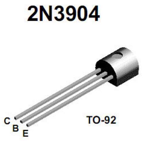 transistor pnp 2n3904 2n3904 npn general purpose