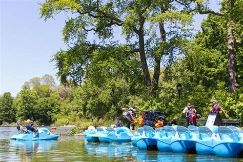 prospect park boating boating lakeside brooklyn