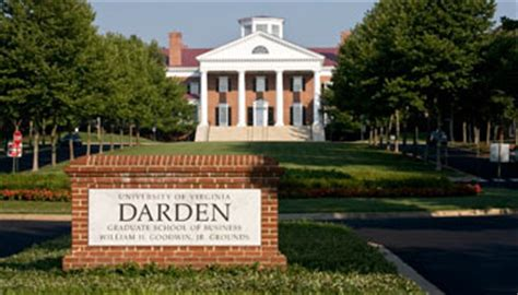 Uva Mba Cost by 9 Virginia Darden Forbes