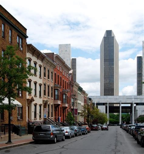 modern row houses to go up near museum district scott s albany ny tourist destinations