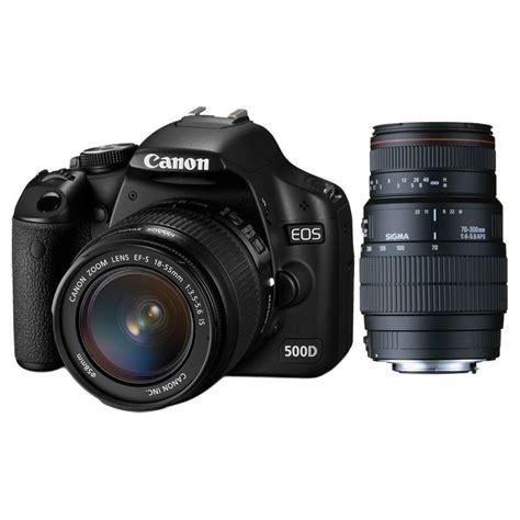 canon d500 canon eos 500d appareil photo reflex canon sur ldlc