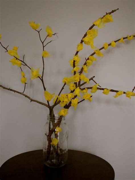 fake tree branches for crafts