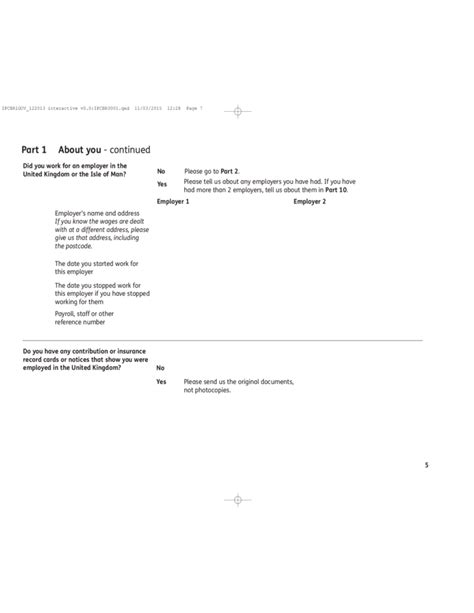 pension service claim form the pension service claim form free
