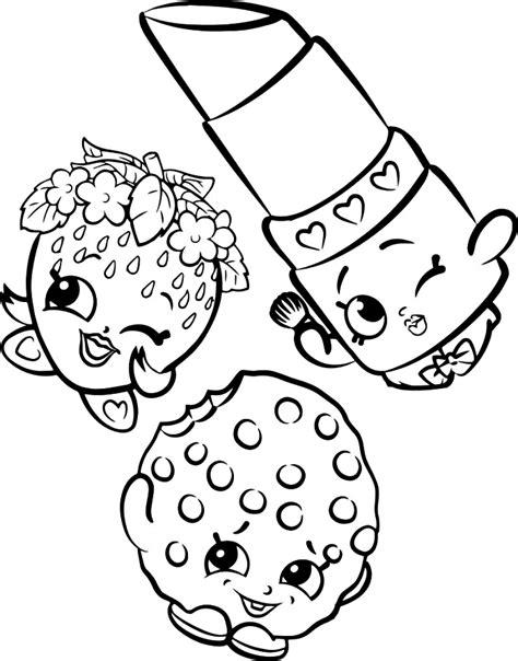 Coloriage A Imprimer Nourriture Kawaii
