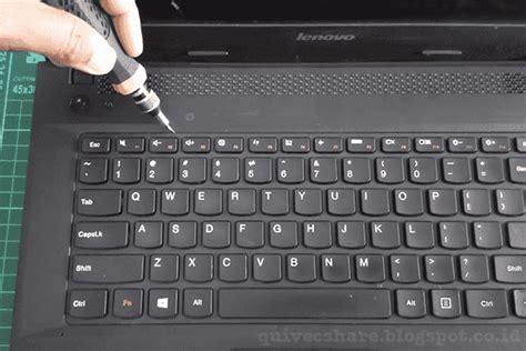 Keyboard Laptop Lenovo G400 melepas keyboard laptop lenovo g400 quivec