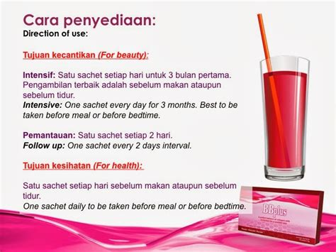 Bb Plus Collagen Hai O azura abd rahman digalakkan minum bb plus collagen kenapa