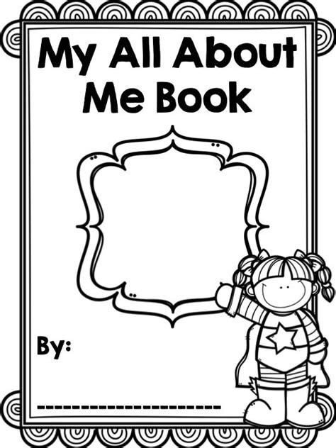 9 Best Social Studies Images On Pinterest Social Science Sociology And Community Helpers All About Me Book Template