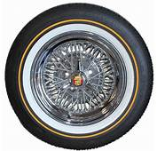 Cadillac Seville Wire Wheels