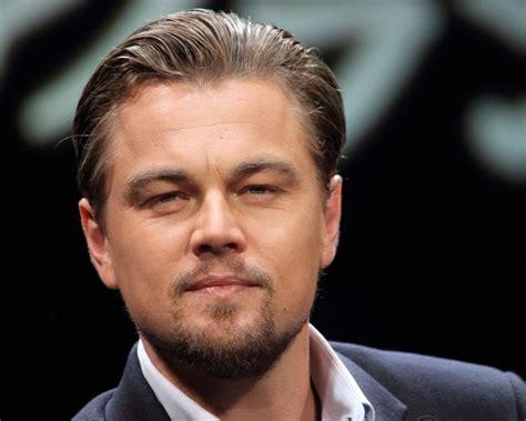 haircuts for men with wide faces dicaprio anuncia una larga pausa en su carrera por