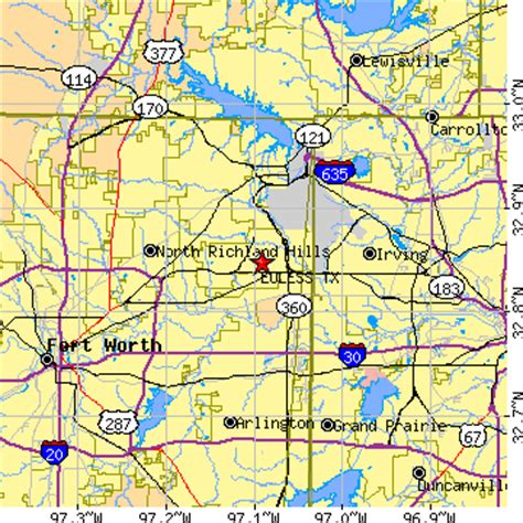 map of euless texas euless tx pictures posters news and on your pursuit hobbies interests and worries