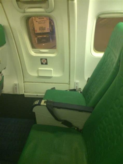 transavia seats review of transavia flight from amsterdam to