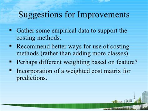 Mba Cost More Than by Types Of Cost Ppt Mba 2009