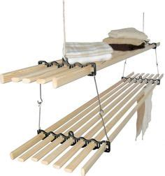 Ceiling Hanging Clothes Drying Rack by 1000 Images About Clothes Drying On Clothes