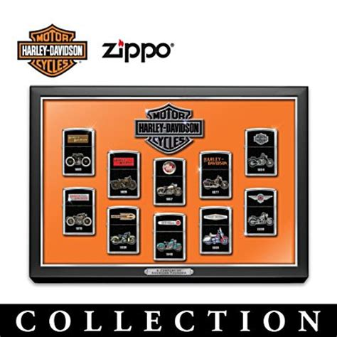 Harley Davidson Zippo Lighter by Collectable Zippo Lighters Harley Davidson Zippo 174 Lighter