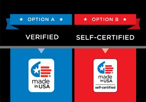 made in the usa logo made in the usa brand logo certification for