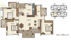 3bhk House Design Plans by Luxury 2 3 Bhk Apartments In Bharuch House Plan For