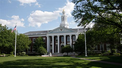 Harvard Extension School Vs Mba by Baker Library Bloomberg Center About Us Harvard