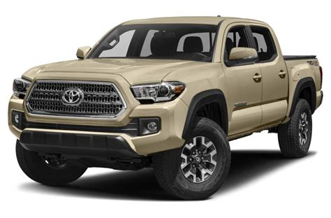 Tacoma Toyota 2017 Toyota Tacoma Reviews Specs And Prices Cars