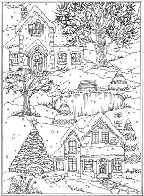 libro winter wonderland christmas coloring 22 christmas coloring books to set the holiday mood creative coloring books and coloring