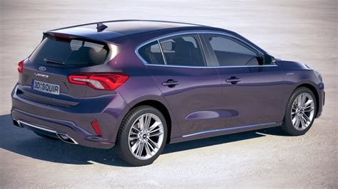 Ford Hatchback by Ford Focus Hatchback Vignale 2019