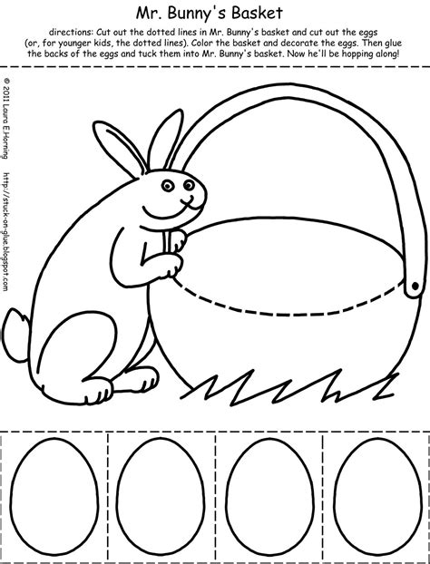 free printable easter coloring pages crafts free coloring pages of cut and paste easter