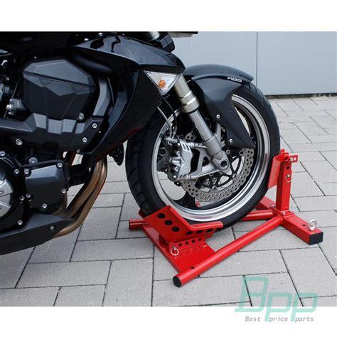 Motorradheber F R Vorderrad by Motorrad Wippe Montagest 196 Nder Motorradst 196 Nder