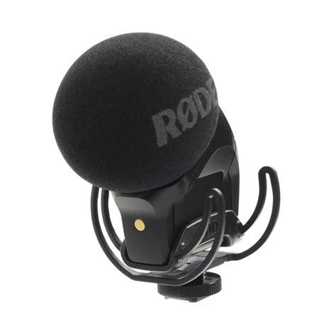 Rode Videomic Pro Rycote r 216 de mikrofone stereo videomic pro rycote