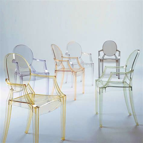 stuhl kartell louis ghost by kartell in the shop