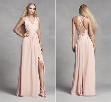vera wang bridesmaid white by vera wang s 2017 bridesmaids dresses will