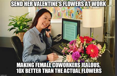 Meme Florist - always a win on valentine s day imgflip