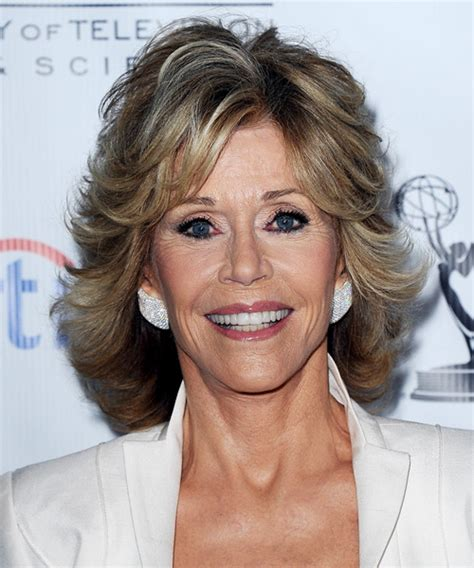jane fonda hairstyles front and back jane fonda short straight formal hairstyle