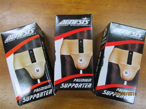 Agnesis Knee Band collections celana supporter agnesis