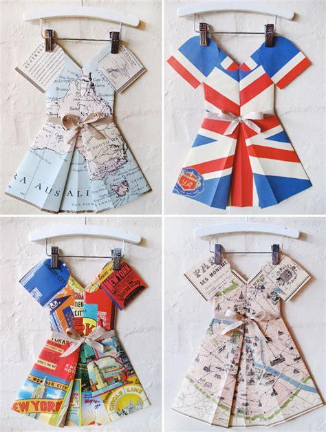 Folded Paper Dress - marcelle crosby 183 folded paper dresses the design files
