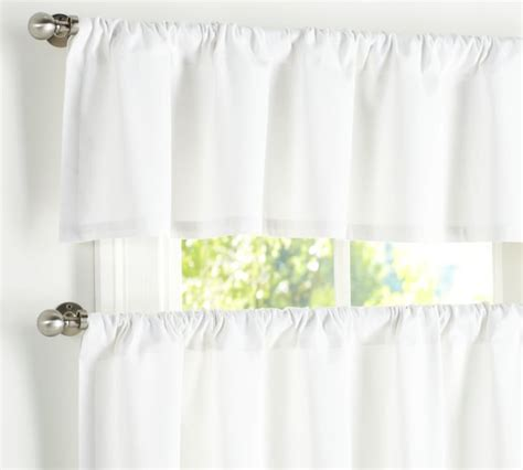 Pottery Barn Kitchen Curtains Kitchen Window Curtains Pottery Barn Curtain Menzilperde Net