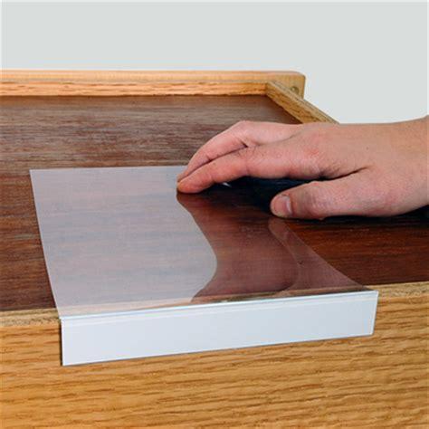 Movable Shelf Label Holders by Moveable Shelf Label Holder Sku Lh 0148