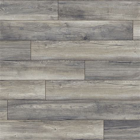 Grey Wood Laminate Flooring Kronotex Ridge Estate Grey Oak Embossed Wood Laminate Plank Sle Lowe S Canada