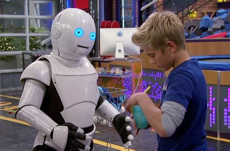 shakers episodes nickelodeon s shakers episode the freakish robot