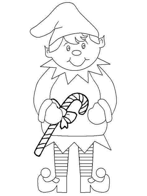 elf coloring pages for toddlers print coloring page and book christmas elf coloring