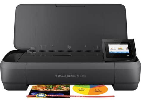 Printer Hp Officejet 250 hp officejet 250 mobile all in one printer hp store