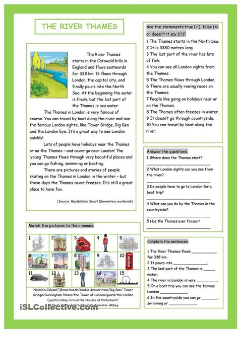 river thames map worksheet 51 best british culture images on pinterest civilization