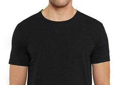 gambar desain kaos paling keren 20 gambar model kaos polos pria lengan pendek yang keren