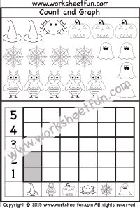 halloween graphing picture graph pictograph 1