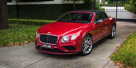 bentley cars 2016 2016 bentley continental gt convertible v8 s review