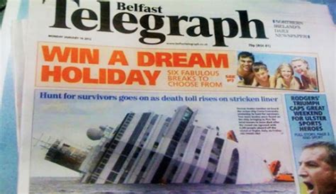 newspaper layout mistakes 15 worst newspaper and magazine layout fails ever bored
