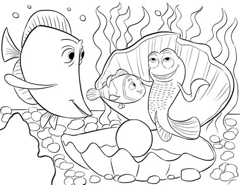 under the sea coloring pages az coloring pages