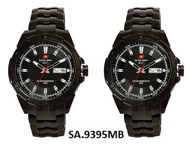 Swiss Army Original Sa 2166 M by Service Master