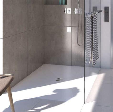 montaggio piatto doccia filo pavimento piatto doccia filo pavimento in 6 mm robusto e