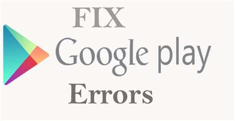 Play Store Error 907 How To Fix Android Error 491 In Play Store